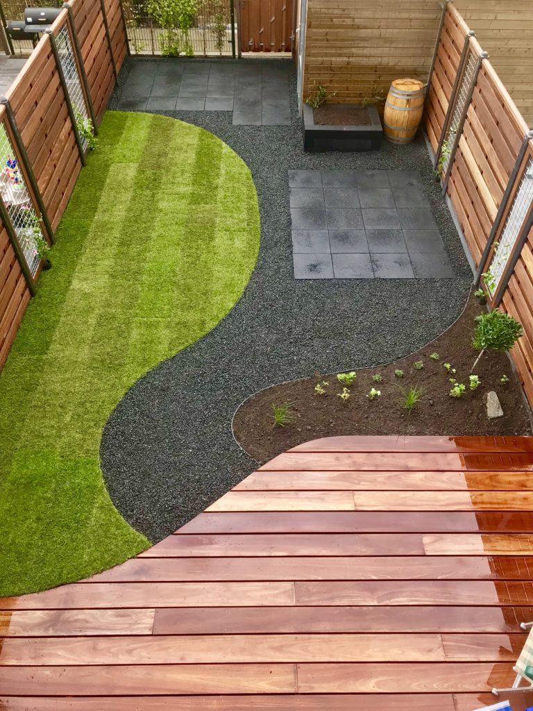 Prachtige tuinrealisatie in Schiedam!